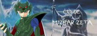 Cid de Mizhar Zeta (Disponible)