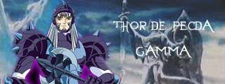Thor de Pecda Gama (Disponible)
