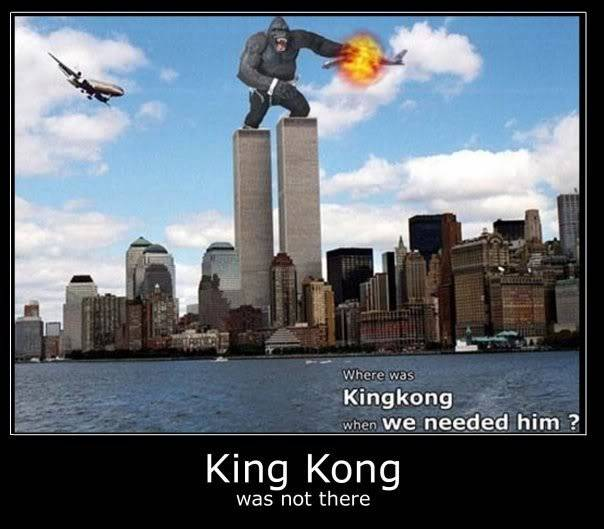 The official thread of lulz. KingKong
