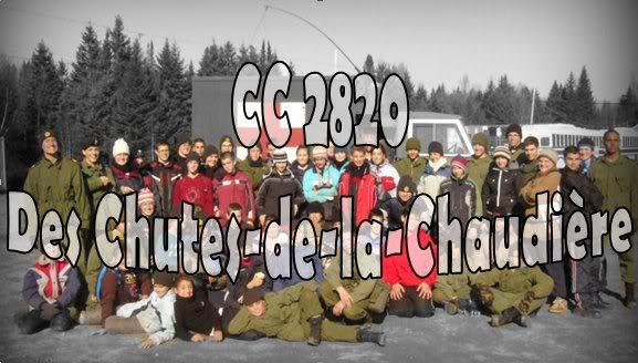 Forum du CC 2820 des Chutes-de-la-Chaudière