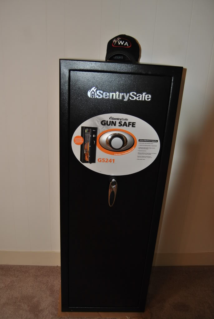 Product Review: Sentry Gun Safe DSC_0192