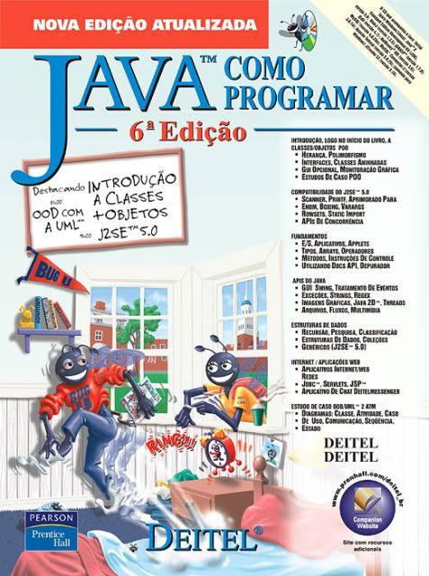 [E-book][tor] Java Como Programar 6ª Ed. - Deitel 28ce3de7f278775a1983bfd139c7ce4f-1