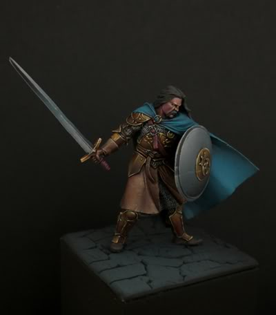 HistoricArt miniatures / Nocturna  NE01SADKNIGHT02