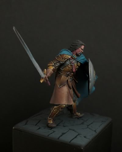 HistoricArt miniatures / Nocturna  NE01SADKNIGHT04