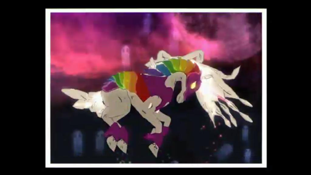 From Halloween Marathons Unicorn
