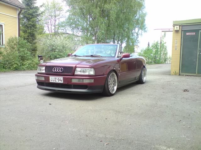 Audi Capriolet 2.8 -myyty- P220510_1159