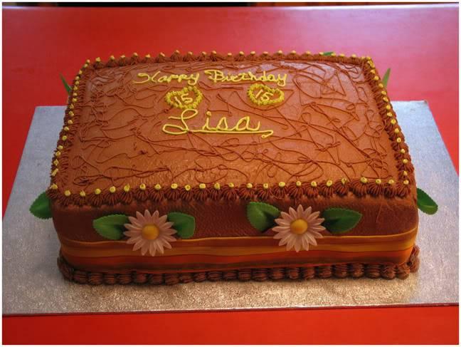 Happy Birthday, Lisa! LisasChocolateBirthdaycake