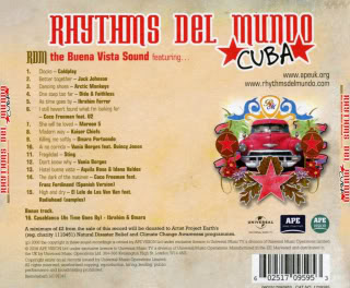 Rhythms Del Mundo Cuba - Buena Vista Social Club - 2006 BuenaVistaSocialClubs-Rhythmsdel-1