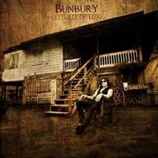 Enrique Bunbury - Hellville de Luxe - 2008 Bunbury-HelvilleDeLuxe2008-Front