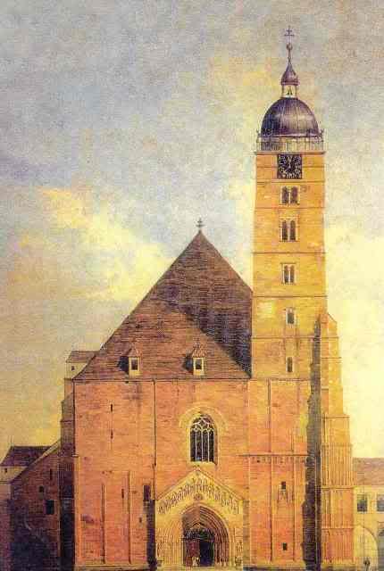 Povijest grada Zagreba - Page 2 E_Nardi-_Zagrebaka_katedrala_u_19_s