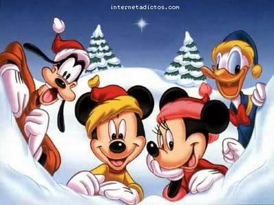 أنمي كيرسمس^^ Navidad_disney