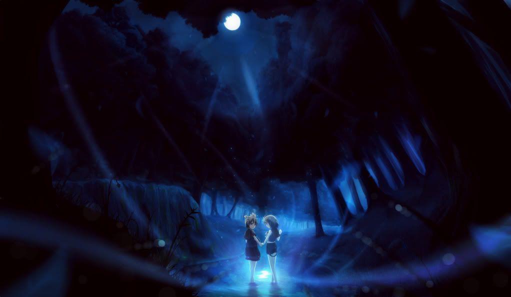 [Rin] Sleeping Forest [Len] 2009-01-05-134996