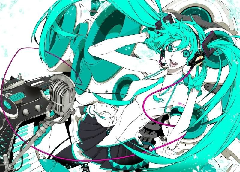 [Miku] Melt Moe69339sample