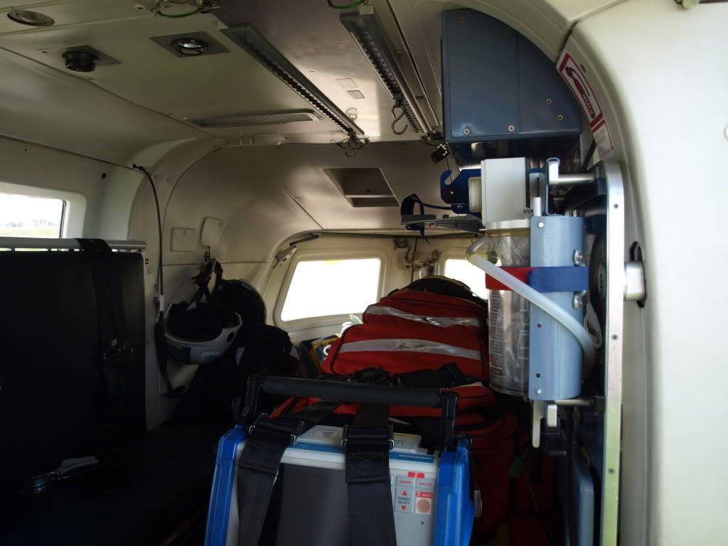 East Anglian Air Ambulance,Cheque Presentation. NorfolkMiniOwnersClubdonationtoEAAA002