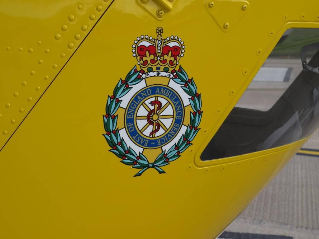 East Anglian Air Ambulance,Cheque Presentation. NorfolkMiniOwnersClubdonationtoEAAA007