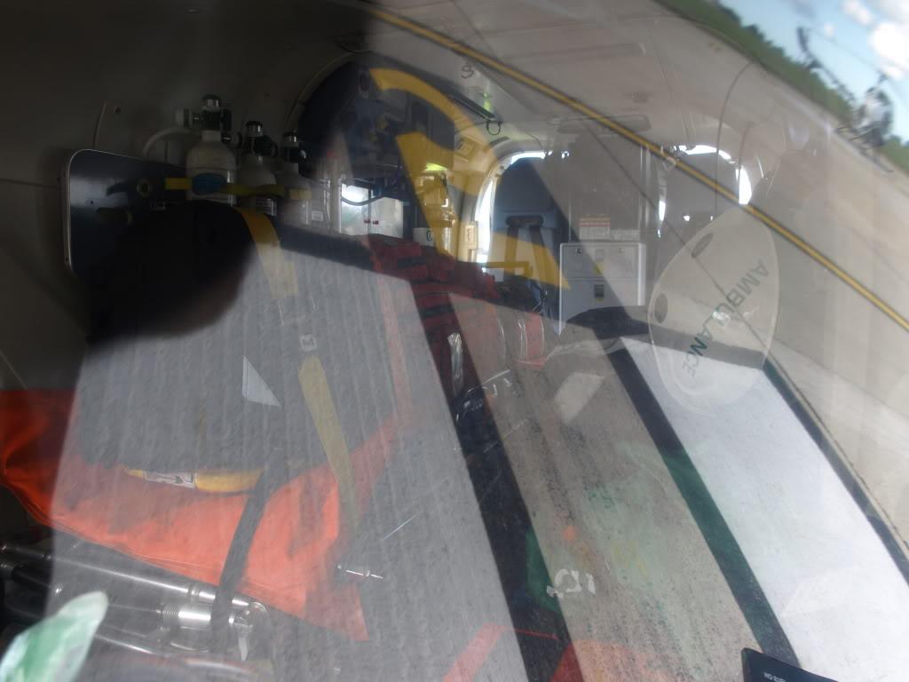 East Anglian Air Ambulance,Cheque Presentation. NorfolkMiniOwnersClubdonationtoEAAA009
