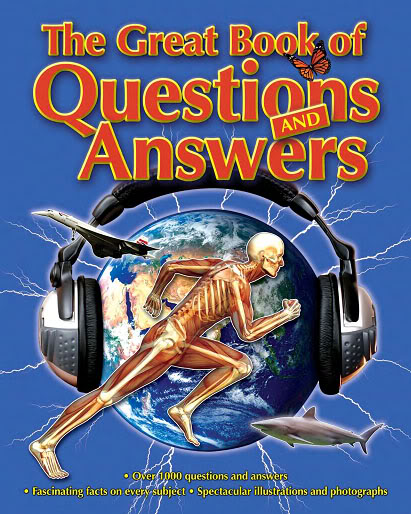 The Great Book of Questions and Answers (PDF) Questions