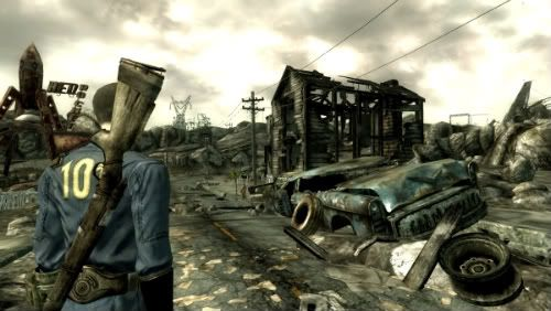 Ya disponible la actualización para Fallout 3. Fallout-3-2-1