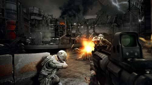 Guerrilla cuenta con mantener la misma calidad en todos los modos de Killzone 2. K2screen