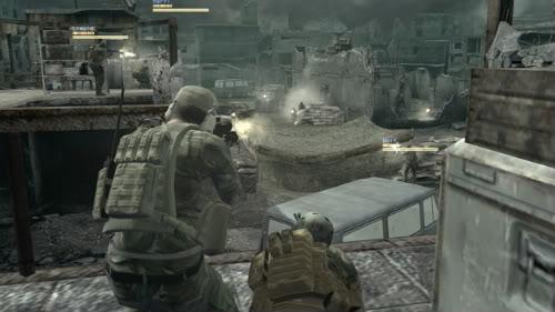 Disponible la actualización 1.21 para Metal Gear Online Mgo_cdb-1