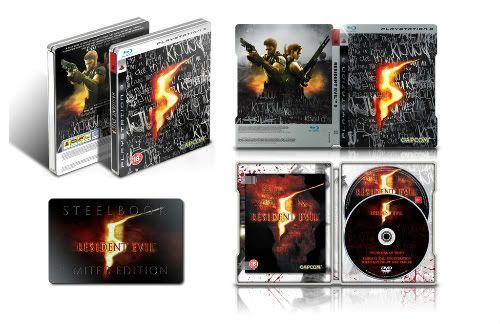 Detallada la Edición Coleccionista para Europa de Resident Evil 5. Re5ltedps3-1