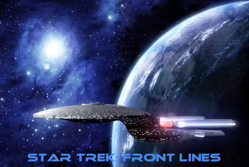Star Trek: Front Lines RPG