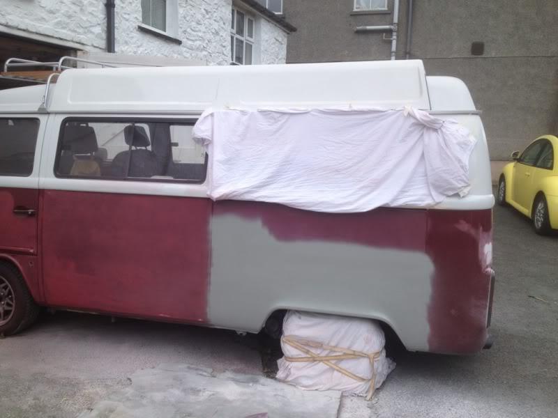 Rust - rust on rear arch  8f1aa92b