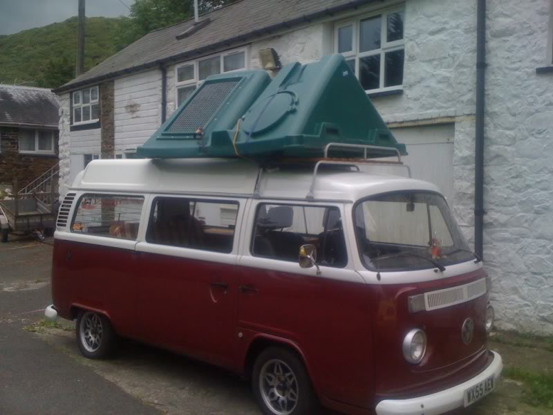 rack - What's on your roof rack? C4c37deb