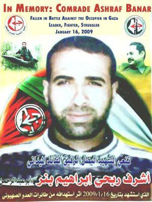 Bombardeo israelí sobre Gaza - Página 5 AshrafBanar