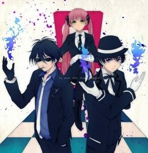 Arcana Famiglia Game Gets Anime ZerochanLaStoriaDellaArcanaFamiglia841103