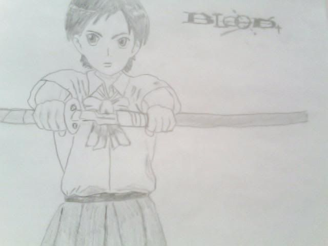 Mis Fan art ^^ Saya