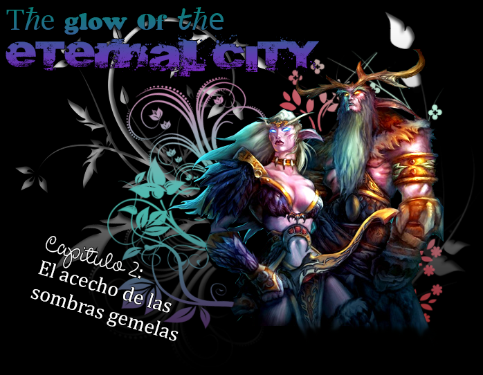The Glow of The Eternal City - Portal Glow EC Malfurion%20tyrande_zpsny7mlxx9