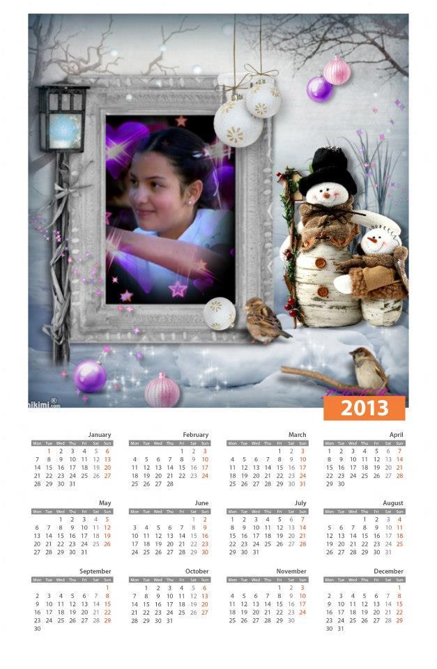 Calendarios 2013 8000640739b5baa36d614fe9beadb719