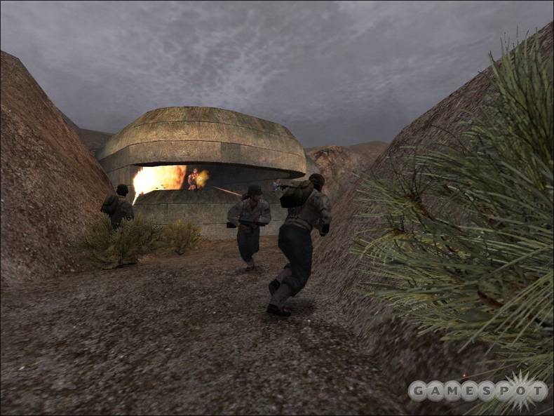 FieldOfBattles- Wolfenstein Clan Screenshot