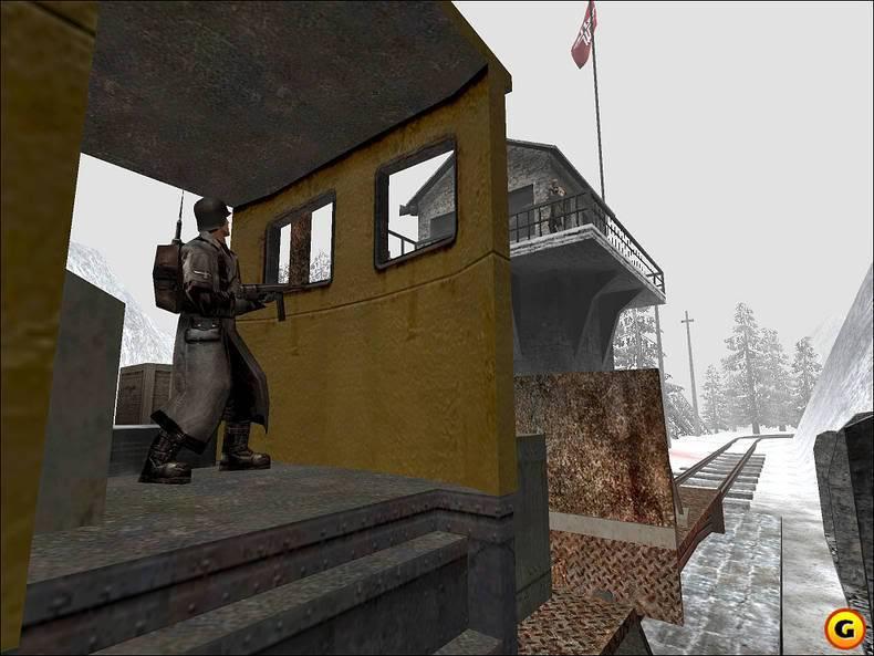 FieldOfBattles- Wolfenstein Clan Screenshot2
