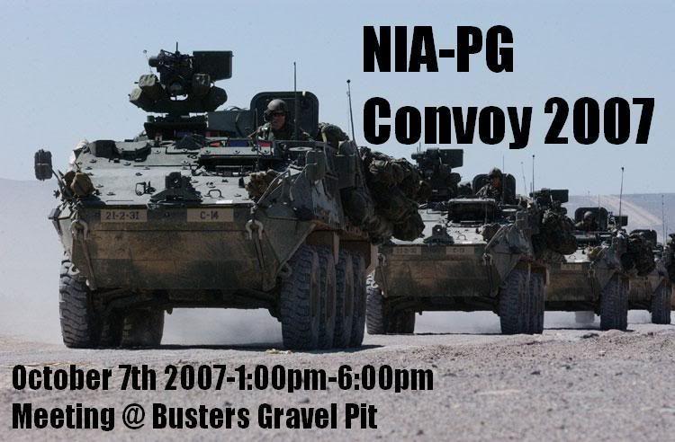 Convoy 2007-Prince George Convoy3