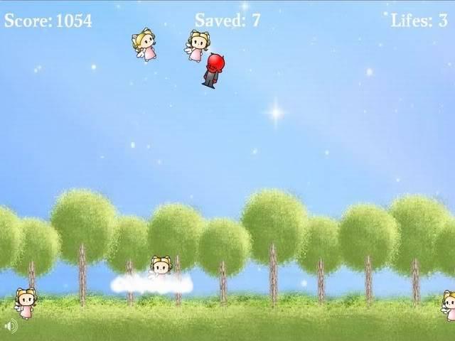 Angel Falls (Catch The Falling Angels) Flnagleanglsc1a