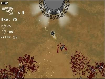 The Endless Zombie Rampage Teelsme1ca