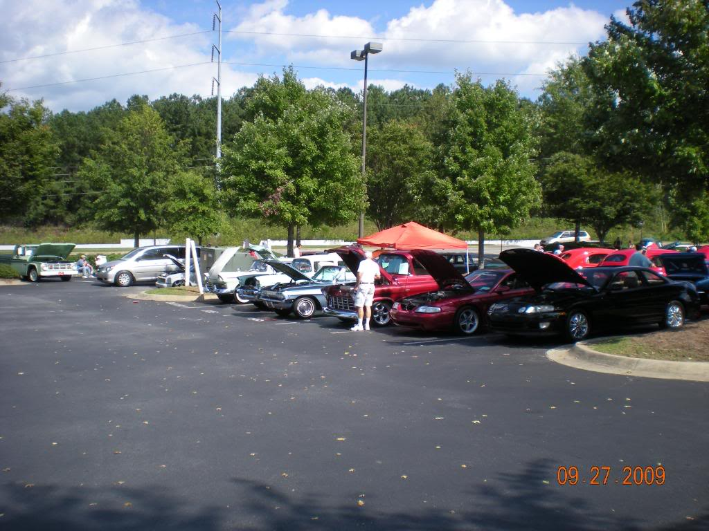 Car Show at The Varsity @ Town Center this sunday 14
