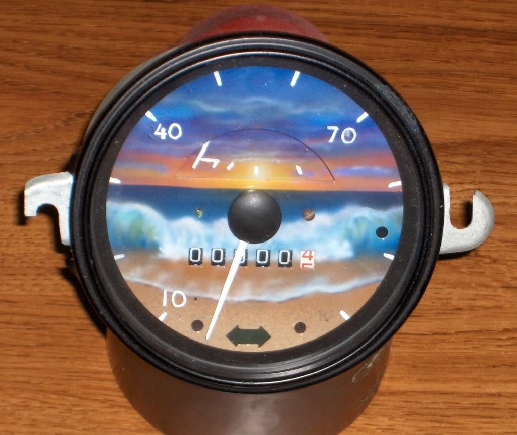 Airwerx Custom Art WaveSpeedo