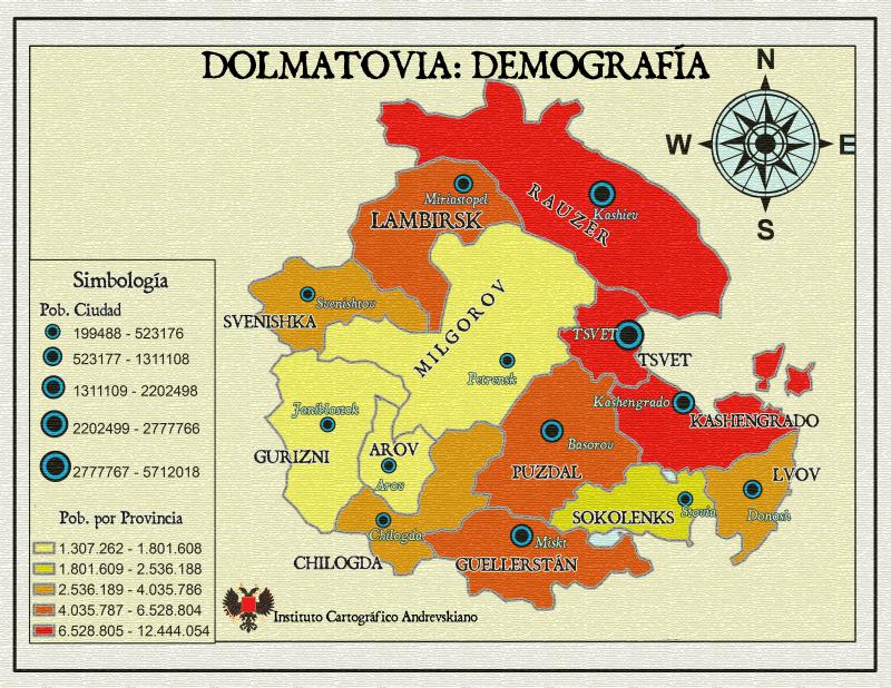 Archivo Histórico Andrevsky [Dividir de acuerdo a versiones] Democopia