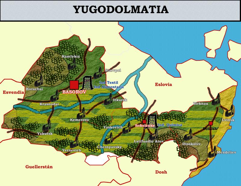 Archivo Histórico Andrevsky [Dividir de acuerdo a versiones] YUGO-1