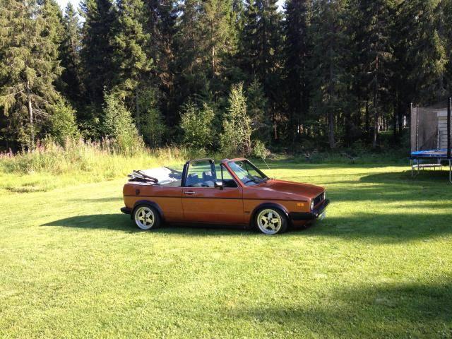 kartza: golf cabriolet GTI -81 Image