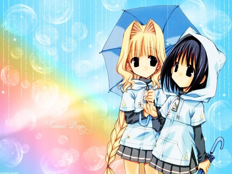Cute anime girls show hàng bà kon đêi! 7862c
