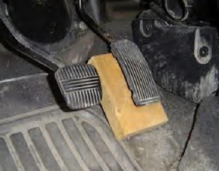 Gas pedal assembly Homedepot