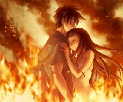 NUESTRO fan fic ^^ Anime_fire