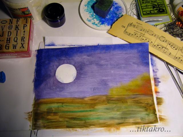 Provocare muzicala - art journaling  10-2014044_zps96699359