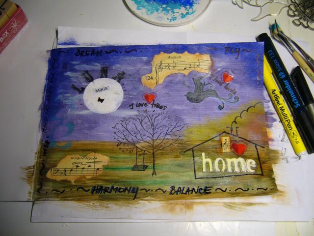 Provocare muzicala - art journaling  10-2014045_zpsc88af3d8