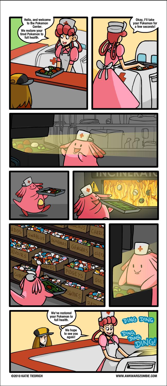 Lol - cosas divertidas Comic170