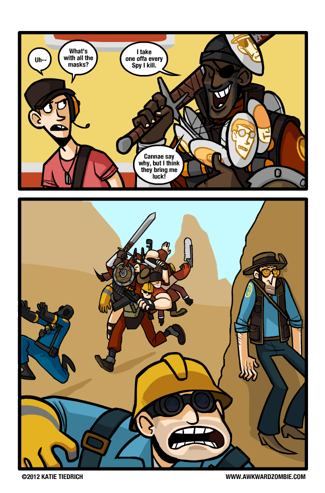 Team Fortress 2 Topic Comic249